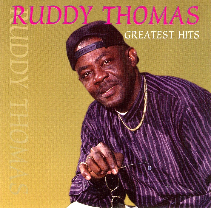 Ruddy Thomas - Greatest Hits (Cover)