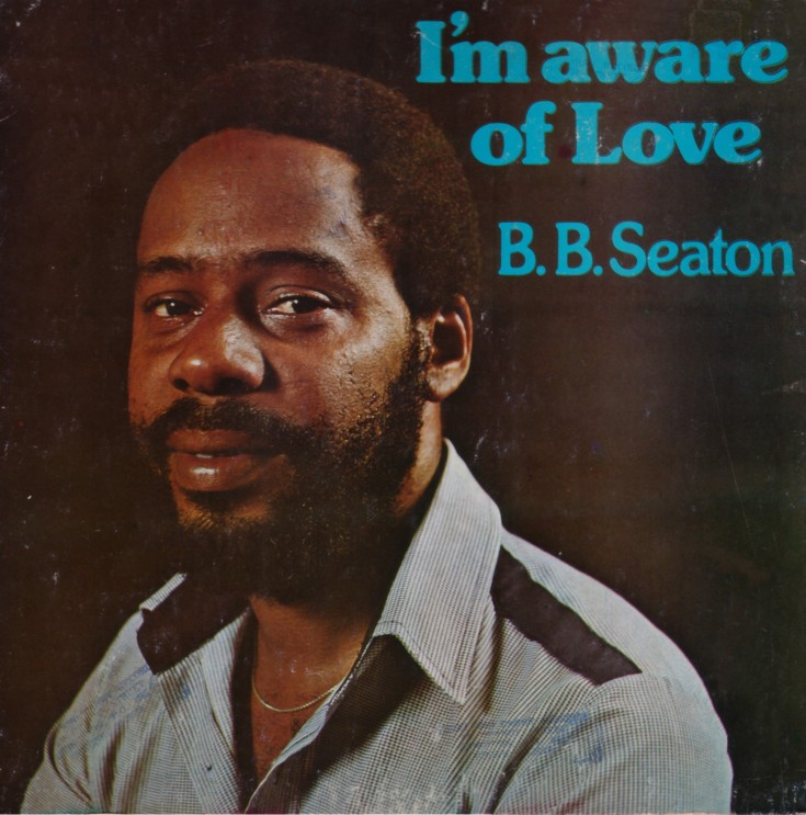 B.B.Seaton - I'm Aware Of Love (Frente)