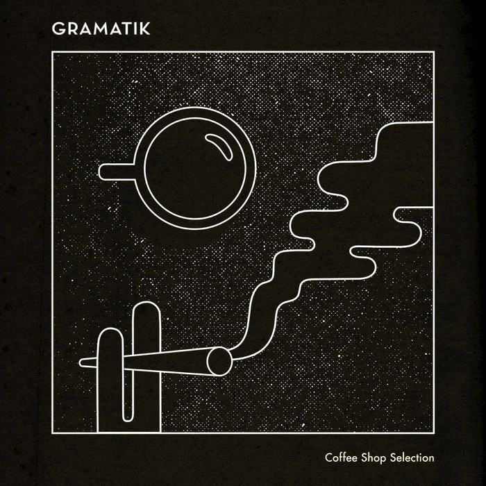 Cover Gramatik - Coffee Shop Selection