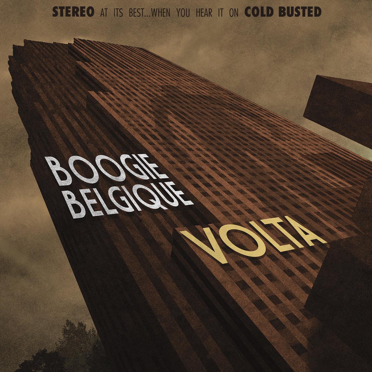 Boogie Belgique – Volta (2016) [Instrumental Hip Hop Jazz
