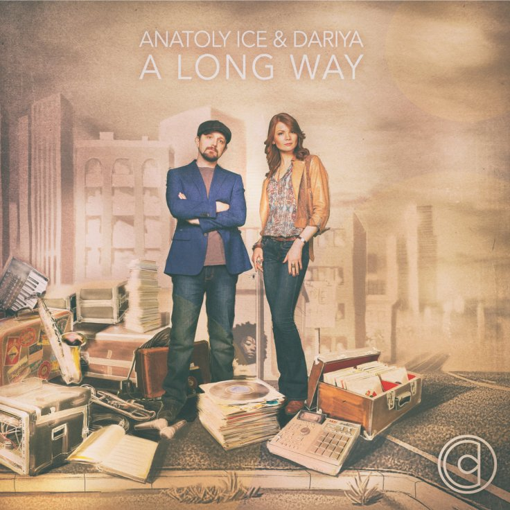 Cover Anatoly Ice & Dariya - A Long Way