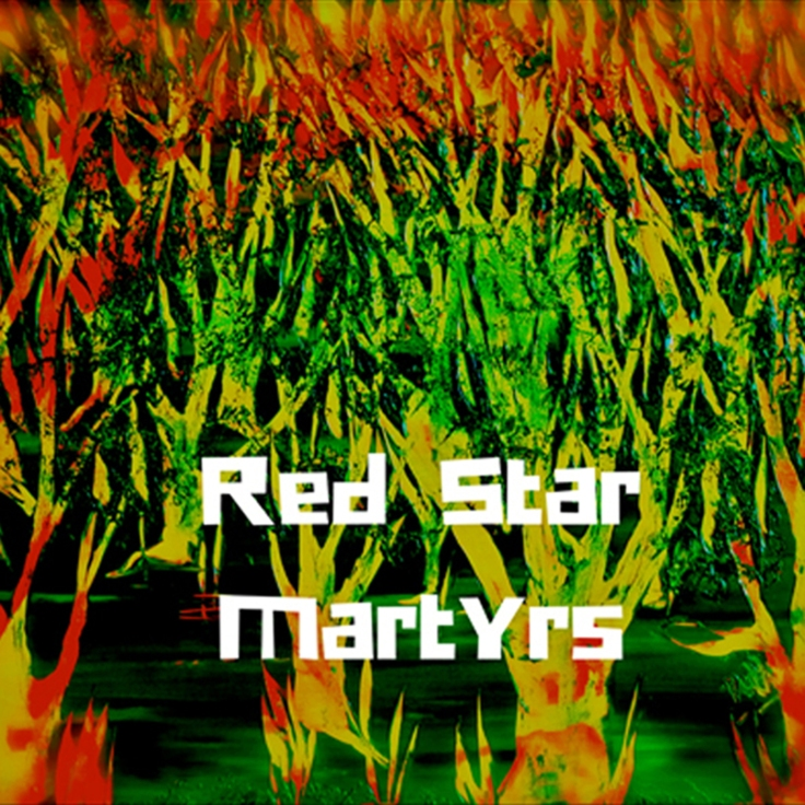 Red Star Martyrs (front)