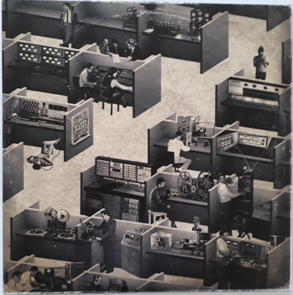 Various Artists – The Workspaces Compilation Vol 1 (2013